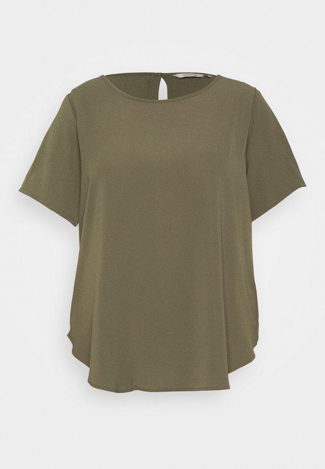 CARLUXMAI SOLID - Bluse - kalamata
