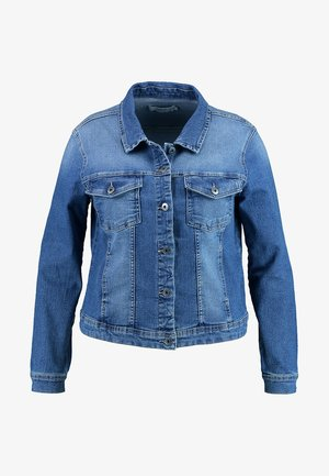 CARWESPA  - Kurtka jeansowa - medium blue denim