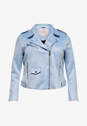 CARSHERRY BONDED BIKER - Blazer - kentucky blue