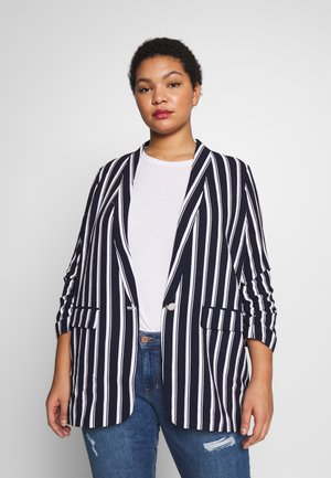 CARCASIA LONG - Blazer - peacoat