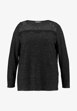 CARDOHA - Jumper - dark grey melange