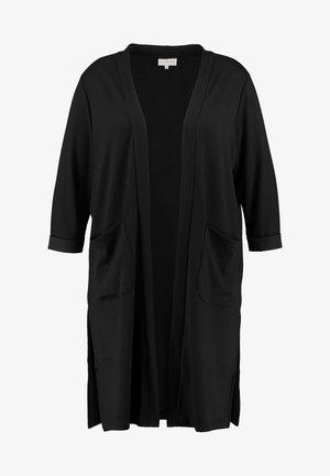 CARMERHAWIT CARDIGAN - Chaqueta de punto - black