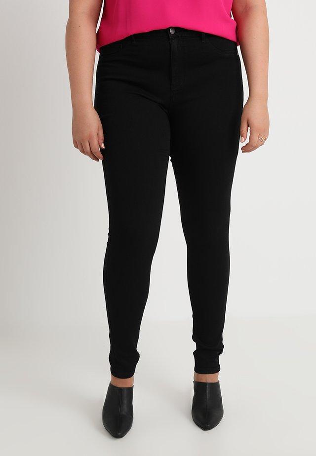 CARSTORM - Jeans Skinny Fit - black