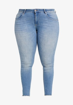 CARWILLY - Jeans Skinny - light blue denim