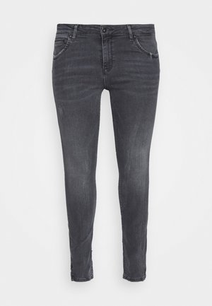 CARKARLA  - Jeans Skinny Fit - grey denim