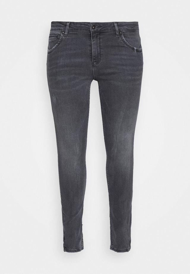 CARKARLA  - Jeans Skinny Fit - grey denim