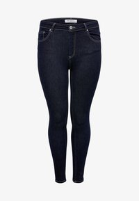 ONLY Carmakoma - Skinny džíny - dark blue denim - 0