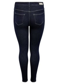 ONLY Carmakoma - Skinny džíny - dark blue denim - 1