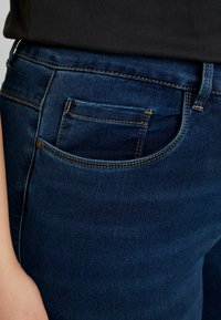 ONLY Carmakoma - Jeans Skinny Fit - medium blue denim - 3