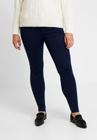 ONLY Carmakoma - Jeans Skinny Fit - dark blue denim - 0