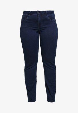 CARAUGUSTA - Straight leg jeans - dark blue denim