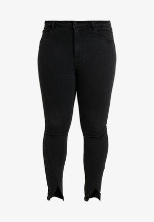 CARRINA - Jeans Skinny - black