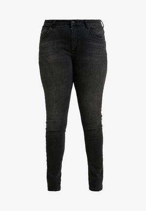 CARWILLY - Jeans Skinny - black
