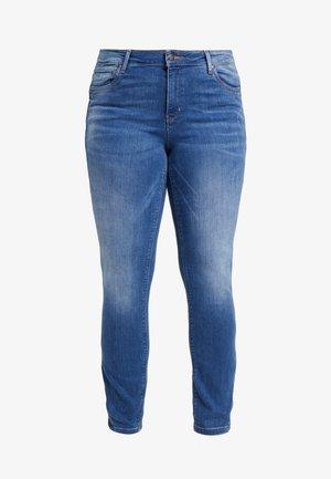 CARKARLA  - Jeans Skinny Fit - medium blue denim