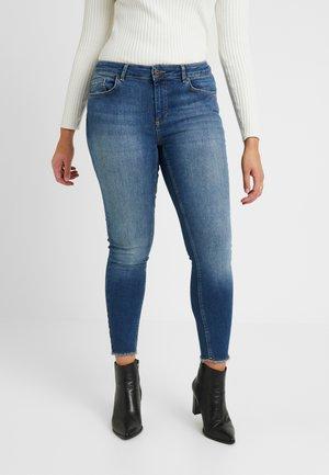 CARWILLY - Jeans Skinny Fit - medium blue