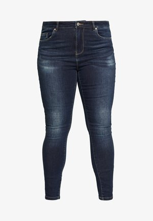 CARSTORMY - Jeans Skinny Fit - dark blue denim