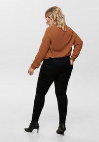 ONLY Carmakoma - Jeans Skinny Fit - black - 2