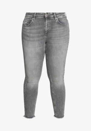 CARWILLY - Jeans Skinny - grey denim