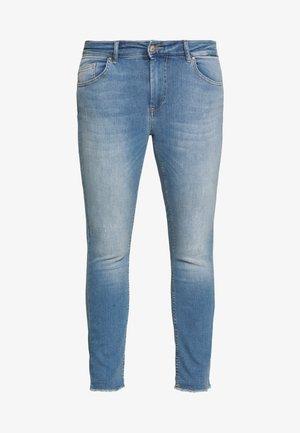 CARWILLY - Jeans Skinny - light blue denim