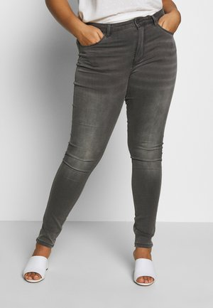 CARAUGUSTA LIFE - Jeans Skinny Fit - dark grey denim
