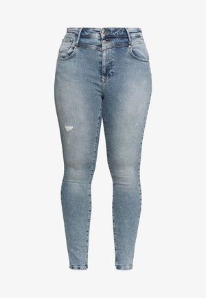 CARRISSY  LIFE - Jeans Skinny Fit - light blue denim