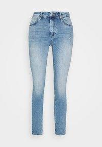 ONLY Carmakoma - CARWILLY  LIFE  - Jeans Skinny Fit - light-blue denim - 3