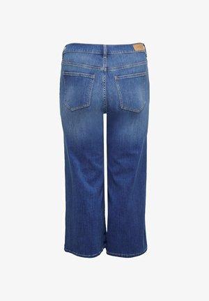 CARADISON  - Jeans Straight Leg - medium blue denim