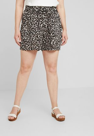 CARLUXEVE LEO - Shorts - black