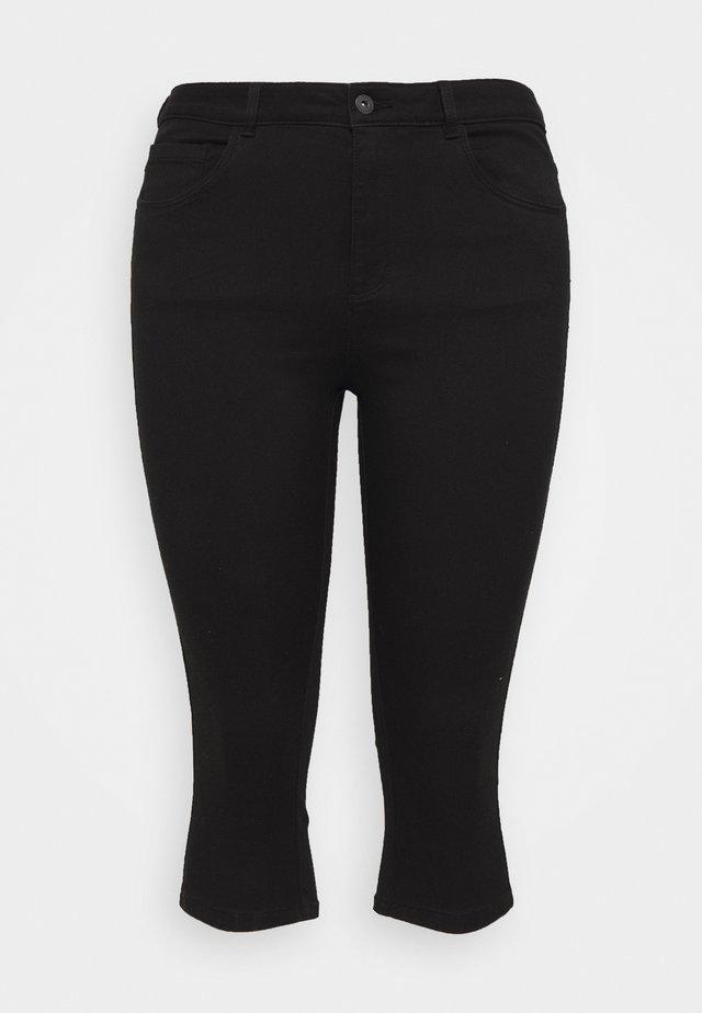 CARAUGUSTA LIFE KNICKERS - Shorts - black