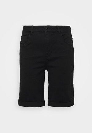 CARAUGUSTA LIFE LONG SHORTS - Shorts - black