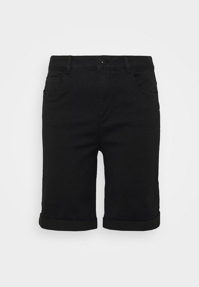 CARAUGUSTA LIFE LONG SHORTS - Shorts - black