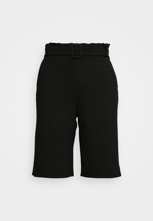 CARFELICITY LONG - Shorts - black