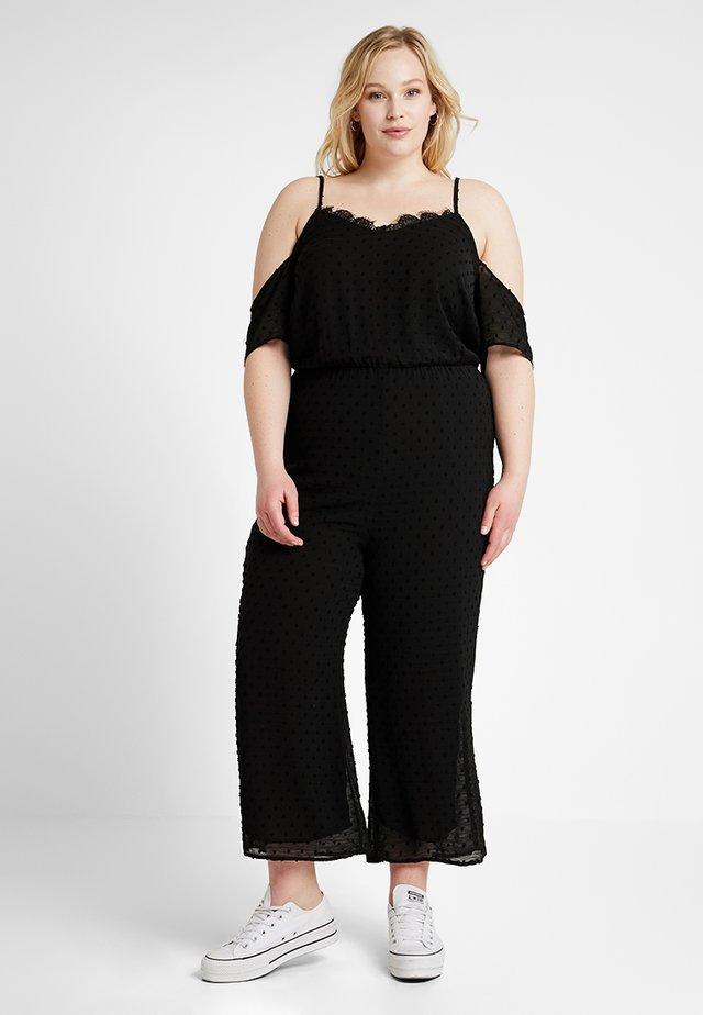 CARSOFIA CROPPED - Jumpsuit - black