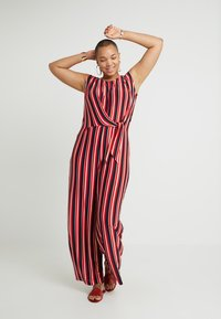 ONLY Carmakoma - CARTYRA STRIPE - Tuta jumpsuit - night sky - 1