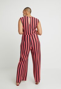 ONLY Carmakoma - CARTYRA STRIPE - Tuta jumpsuit - night sky - 2