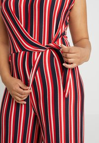 ONLY Carmakoma - CARTYRA STRIPE - Tuta jumpsuit - night sky - 5