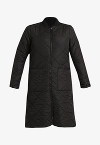ONLY Carmakoma - Classic coat - black - 5