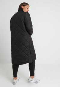 ONLY Carmakoma - Classic coat - black - 3