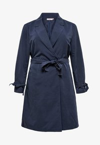 ONLY Carmakoma - Trenchcoat - dark blue - 0