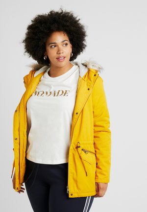 CARRUBY  - Parka - golden yellow