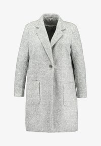 ONLY Carmakoma - CARASTRID MARIE COAT - Mantel - medium grey melange - 4