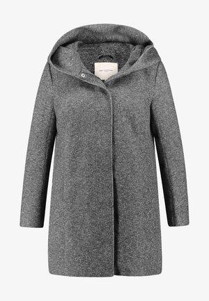 CARSEDONA  - Abrigo corto - dark grey melange