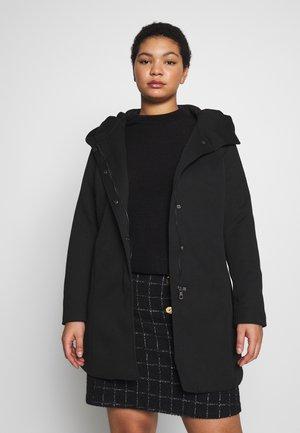 CARSEDONA  - Halflange jas - black