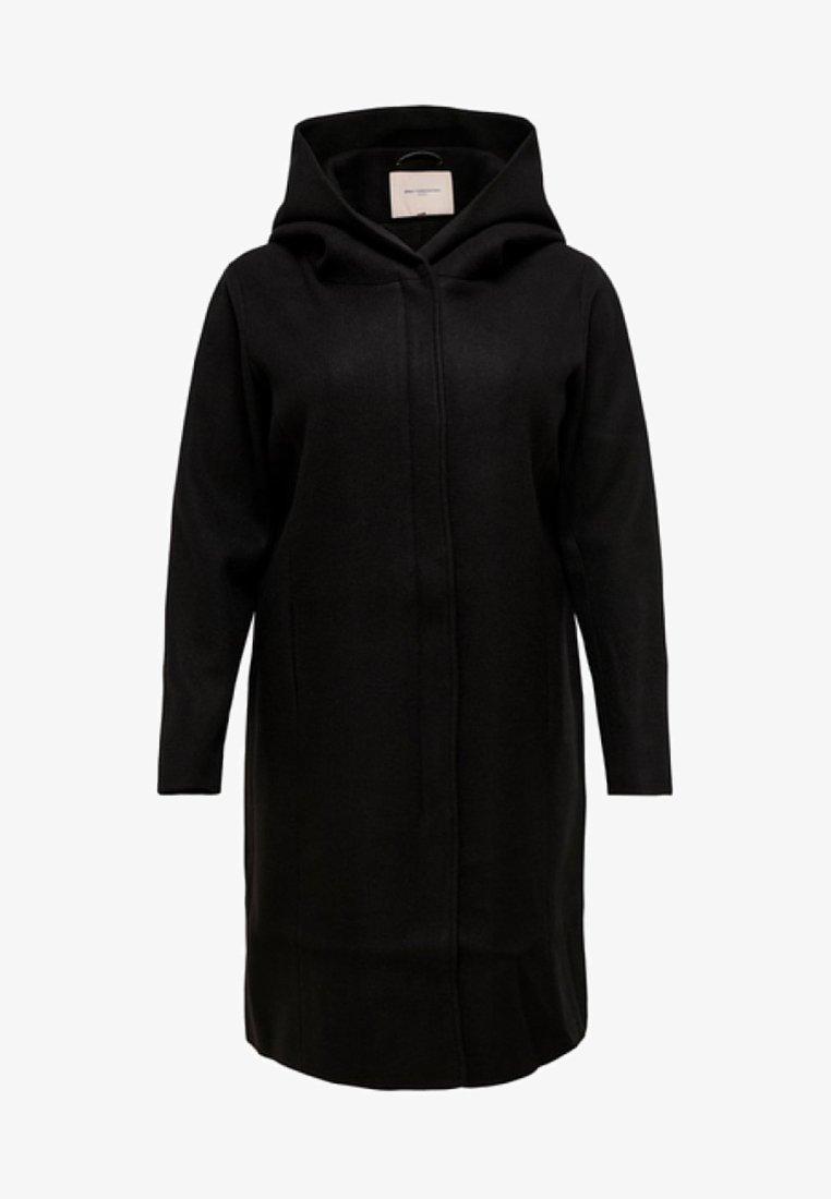 ONLY Carmakoma - CURVY  - Classic coat - black