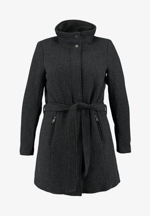 CARCHRISTIE RIANNA COAT - Manteau court - dark grey melange