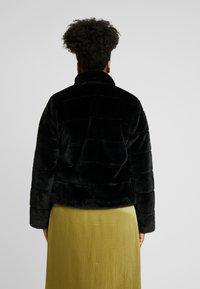 ONLY Carmakoma - CARCHRISTA - Winter jacket - black - 2