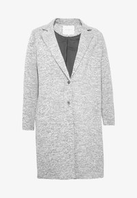 ONLY Carmakoma - CARCARRIE COAT - Krátký kabát - light grey melange - 3