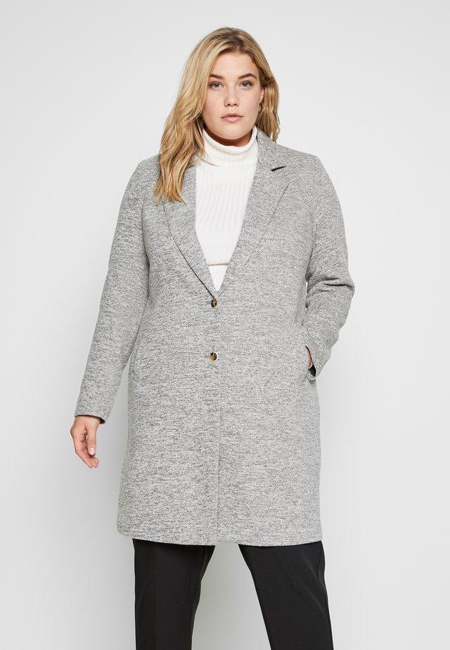 CARCARRIE COAT - Krátký kabát - light grey melange