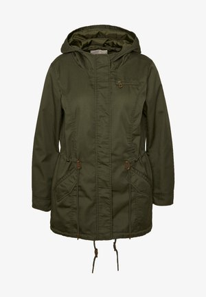 CARNEWLORCA SPRING - Parka - forest night