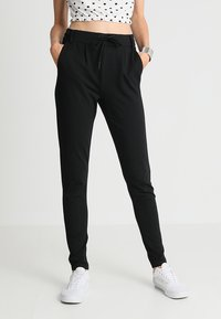 ONLY Tall - ONLPOPTRASH EASY COLOUR PANT - Joggebukse - black - 0